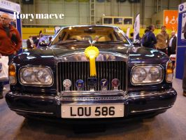 1998 Rolls Royce Silver Seraph by The-Transport-Guild
