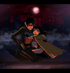 Hold on Raven by Skidzz