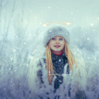 Snow Angel by HayleyGuinevere