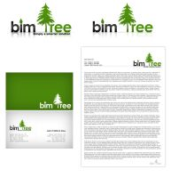 Bim Tree Logo + Corporate by TheDrake92