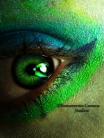 Green Eye'd Monster by RomanorumCamena