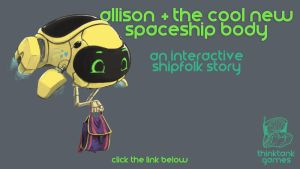 Allison and The Cool New Spaceship Body by tempo321
