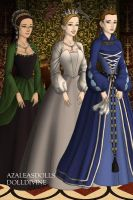 The Tudor wives 2 by monsterhighlover3