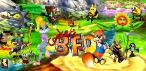 Conker's Bad Fur Day by conkeronine