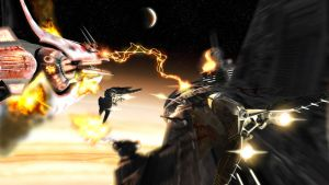 The battle for Jupiter by Tritonic