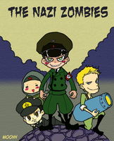 Art Request: Nazi Zombies by moochyan