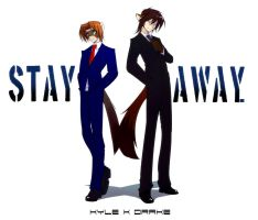 Stay Away. by Edheloth