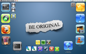 Be Original by Gaucher