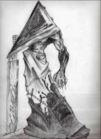 Pyramid Head by ecogenesis