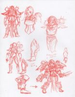40k Sororitas Project thumbs 3 by HJTHX1138