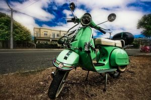 The motorised frog by cjmchch