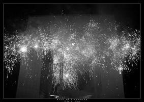 S15-02 Arch of Fireworks by iksela