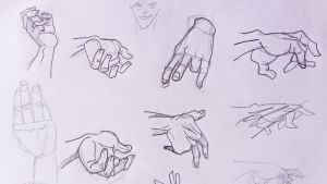 Hands by willyrowe