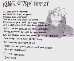 King of the Forest by Seto0946