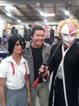 I met Johnny Yong Bosch!!! XD by theRukiakitty