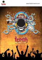 Fresh Music TV AD by sidath