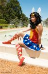 Princess Diana of Themyscira II by AngelLiriel