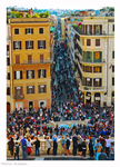 Spanish Steps by Moonbird9