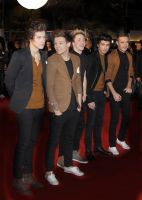 One direction at the NRJ music awards 2 by Falloutdaylenne