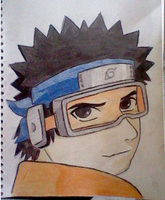 Obito Uchiha by inspired118