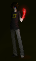 Sollux Captor by umbrenox