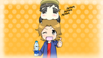 [Puchim@s] Game Grumps by dimensionalotaku