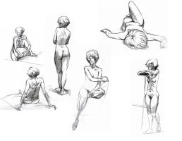 Life Drawing 04 by andrewk