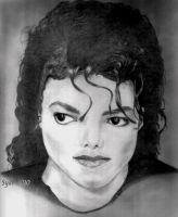 Retouched Bad Era MJ by syah-mj