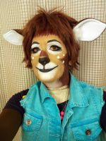 Charlotte cosplay at Anthro NE by toberkitty
