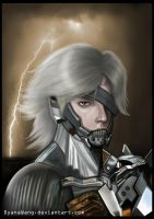 Raiden My Version by DyanaWang