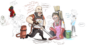 CLEANING IS CREDIT TO TEAM by Nintendochu