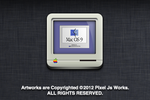 Power Macintosh iFile icon by jays838