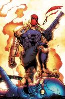 BLOODSTRIKE 1 cover by ColtNoble