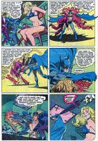 Black Canary Bound And Gagged by detectivesambaphile
