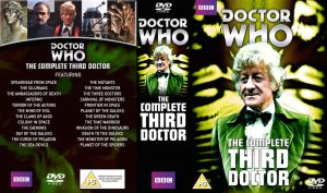 The Complete Third Doctor Boxset by Cotterill23