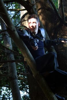 Imperial Assassin, Lurking in the Trees by Dreadgnat