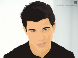 Taylor Lautner by crossatto