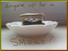 Anyone up for S'mores Charm by Demi-Plum