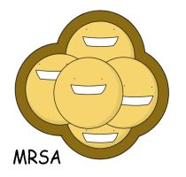 MRSA by Ruthless-X