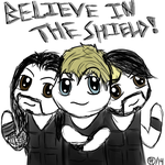 Believe in the Shield by TwistedKitty86