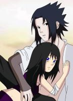 alice and Sasuke 2 by Mohnsemmel