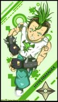 Hawk 14 by Shinobi-Gambu
