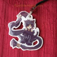 Cheshire cat - Pandora hearts by gamef0x