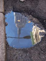 manhattan puddle by julijan