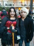 Me with Montyoum by miasaka
