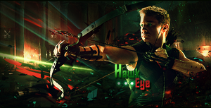 Hawkeye signature by ksop