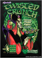 .Twisted Crunch. by GBIllustrations