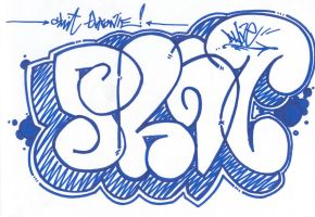 blue_throwie by jois85
