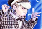 [SHINee Jonghyun] Wind-up soldier by AngieKrasiva