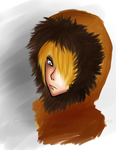 Semi realism Kenny McCormick by cannorachan